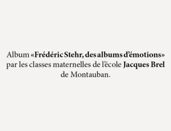 Rencontre avec Frédéric Stehr