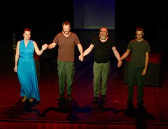 Théâtre Olympe de Gouges - Les oiseaux morts de l'Amérique