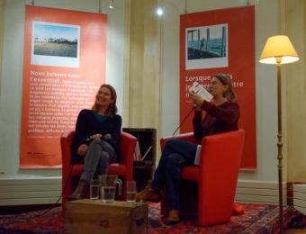 Espace Livres - Ingrid Thobois