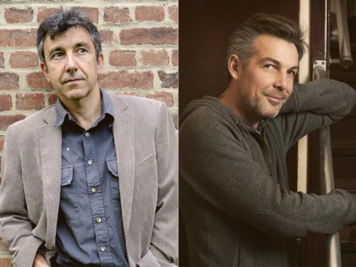 Rencontre littéraire avec Christian Garcin et Tanguy Viel