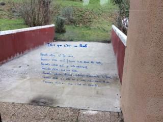 Évasion d'un poème