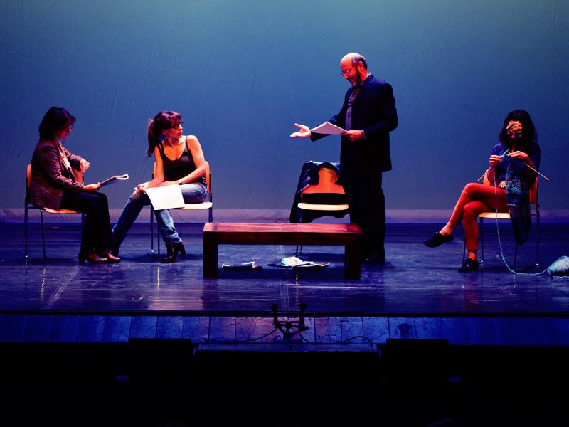 Lectures en scène