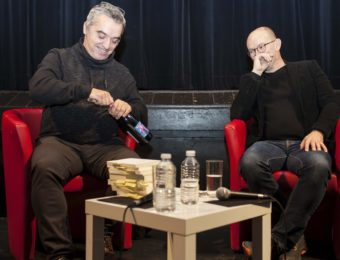 Laurent Mauvignier & Thierry Guihcard