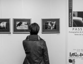 Exposition photo Passagers