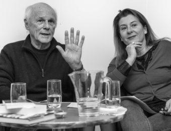 Jean Pierre Favreau & Catherine Pont-Humbert