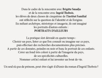 Rencontre avec Brigitte Smadja et Ingrid Thobois