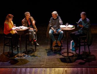 Théâtre Olympe de Gouges - Poèmes américains