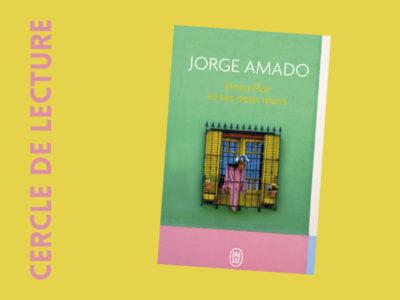 """Couverture du livre """"Dona Flor et ses deux maris"""" de Jorge Amado"""