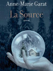"""Couverture du livre d'Anne-Marie Garat """"La Source"""""""