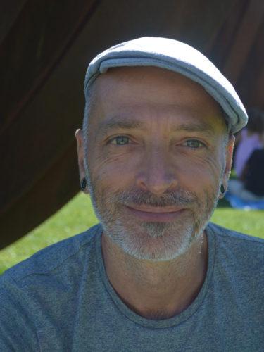 Portrait photo d'Arnaud Célérier