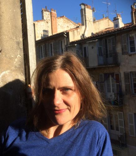 Frier Raphaële, invitée de Lettres d'Automne 2019