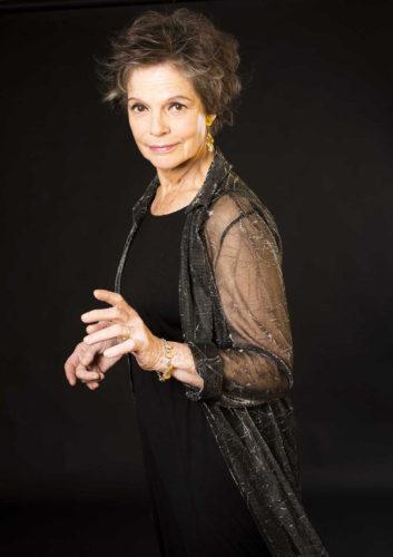 Salviat Catherine, invitée de Lettres d'Automne 2019