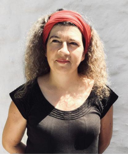 Szac Murielle, invitée de Lettres d'Automne 2019