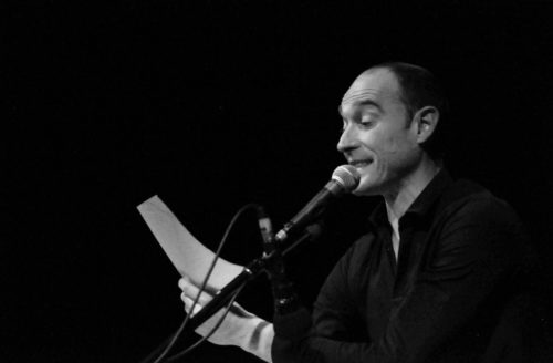 Mathieu Hornain, invité de Lettres d'Automne 2019