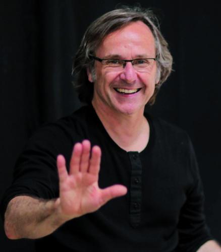 Marc Roger, invité du festival Lettres d'Automne 2019