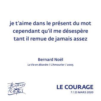 18 - Bernard Noël