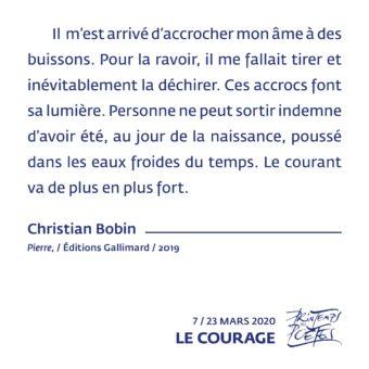 24 - Christian Bobin