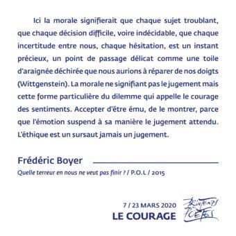 26 - Frédéric Boyer