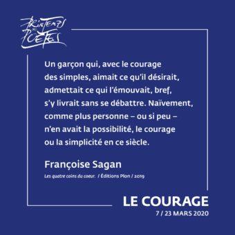 3 - Françoise Sagan