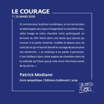 34 - Patrick Modiano