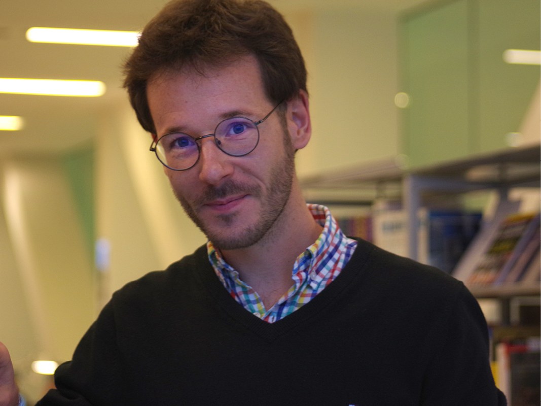 Antonin Crenn à la Mémo-médiathèque de Montauabn (82)