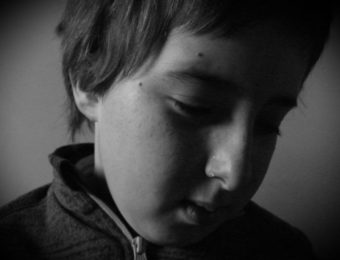 Stéphane de Groodt, Pleure si tu es un homme (poème 14)