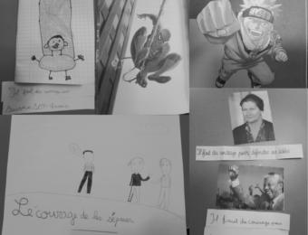 Carl Norac, Petit poème pour y aller (poème 1)