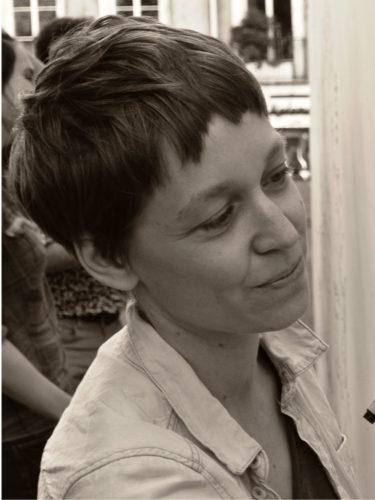 Delphine Panique, auteure-illustratrice ©Franck Prévot