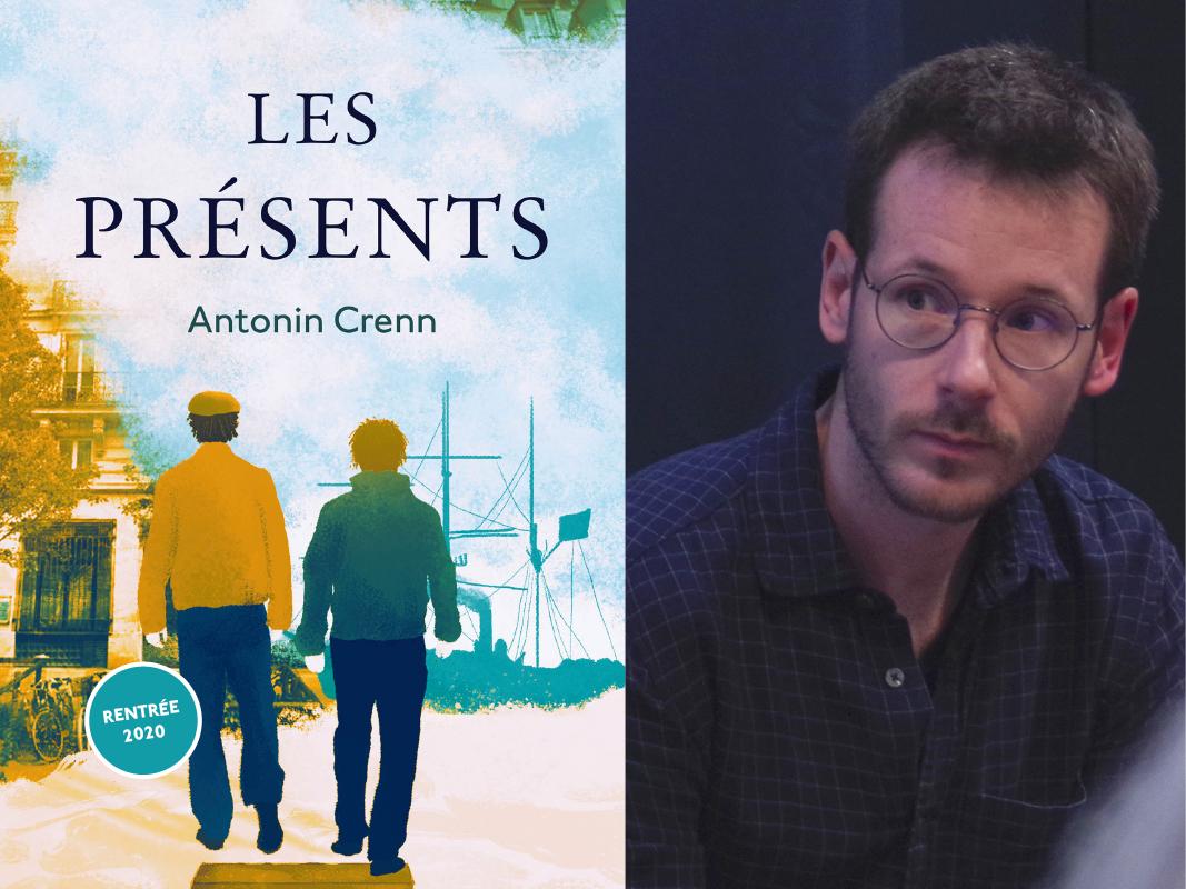 Antonin Crenn présente son nouveau roman