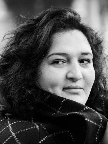 Sofia Aouine autrice invitée du festival Lettres d'Automne 2020 - Montauban