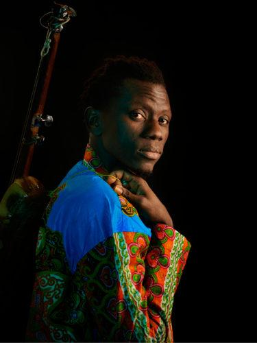 Magou Samb invité du festival Lettres d'automne 2020 - Montauban
