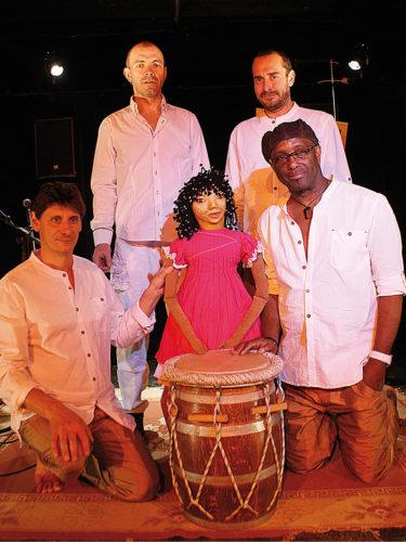 """""""Musiques en liberté"""", groupe de musique invité au festival Lettres d'automne 2020 - Montauban"""