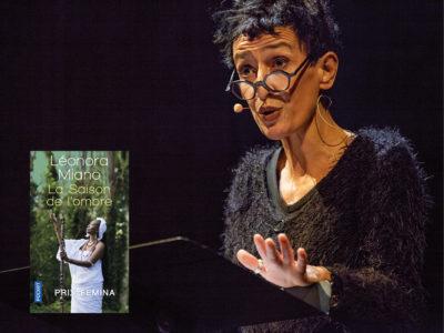 Visuel de la saison de l'ombre, roman de léonora Miano, lu ici par Nathalie pACGNAC