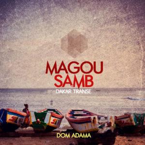"""Album """"Dom Adama"""" de Magou Samb, invité du festival Lettres d'automne 2020 - Montauban"""