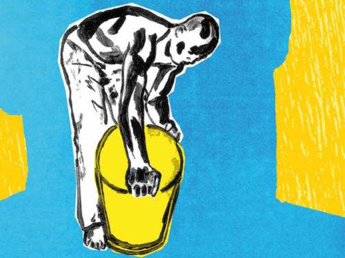 """Couverture de """"Tanbou"""", écrit par Edmony Krater, invité du festival Lettres d'automne 2020 - Montauban"""