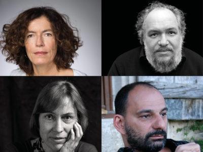 Traduire du silence Avec : Claro, Anne Weber, Diane Meur et Mathias Énard