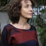 Claudine Galea, autrice, photo signée ©Philippe Malone