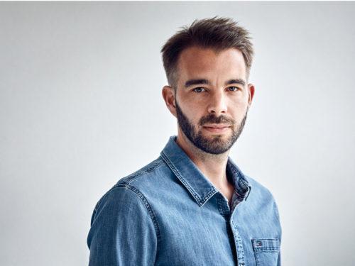 Matthieu Mégevand, auteur par Sébastien Agnetti
