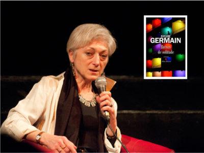 portrait de Sylvie Germain