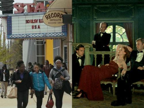 images des films Soul Kids et India Song