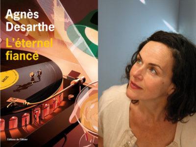 Portrait d'Agnès Desarthe
