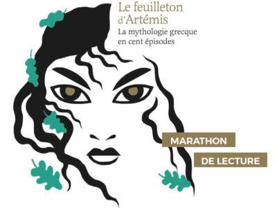 visuel événement marathon de lecture