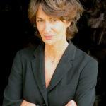 Portrait de l'autrice Corinne Royer par François Giraud