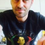 Rudy Martel, éditeur dans sa cuisine