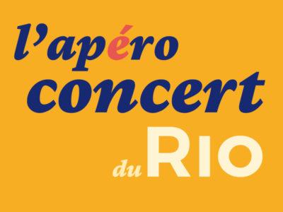 Visuel couleur de l'évènement de Lettres d'automne, L' apéro-concert du Rio